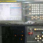 レーザー加工機NC操作盤