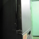 扉付きステンレス棚
