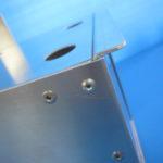 アルミボックス 板金 制御盤