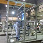 製缶 機械架台 フレーム 架台製作