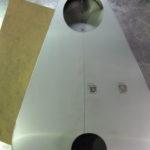 食品機器 ベルトカバー SUSカバー  板金
