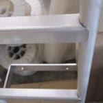 ステンレス梯子 梯子製作