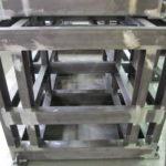 製缶 スチール架台 機械架台