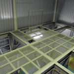 大型製缶 大型架台 フレーム 精密機器 架台製作